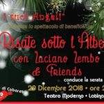 RISATE SOTTO L'ALBERO – Con Luciano Lembo & Friends