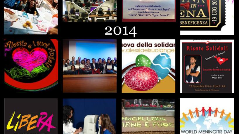 Cosa abbiamo fatto nel 2014